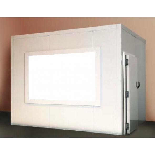 Sala Refrigerada Expositora de Cadaveres.